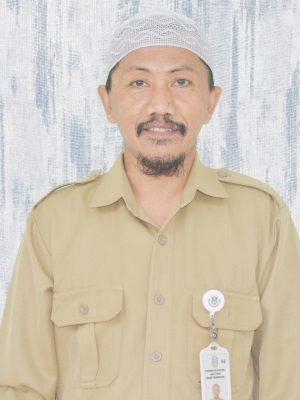 ACHMAD HOMAIDI,  S.Pd.I.