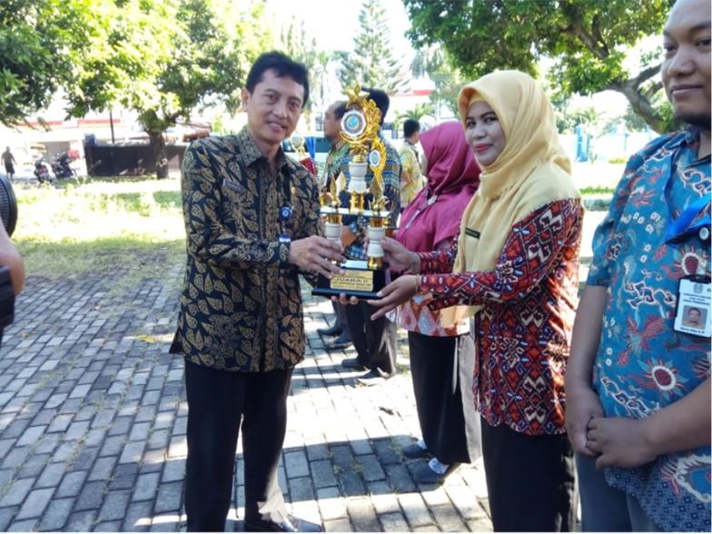 Juara 2 Guru Prestasi SMK Sekabupaten Situbondo Tahun 2018
