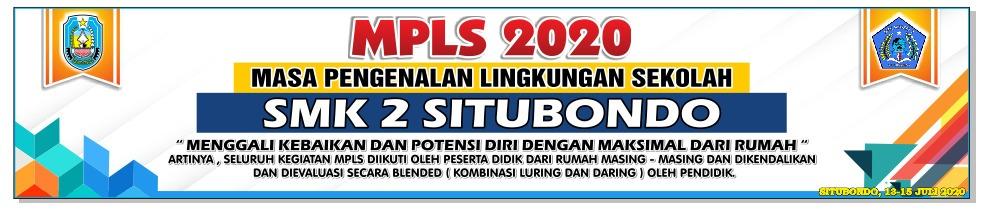 MPLS Peserta Didik Baru SMKN 2 Situbondo