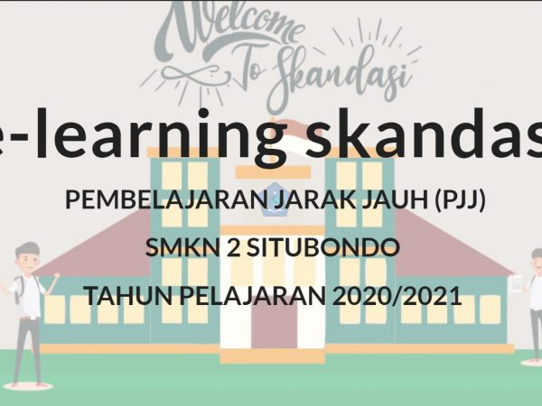 SMKN 2 Situbondo Luncurkan Website Khusus PJJ