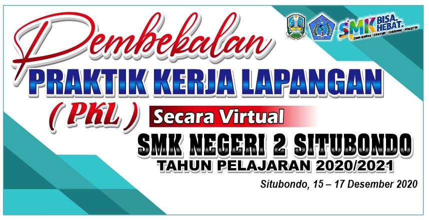 Pembekalan Praktik Kerja Lapangan (PKL) Secara Virtual